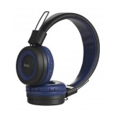 Bluetooth Stereo Headphone Hoco W16 Blue