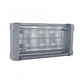 Insecticidal Lamp N'OVEEN IKN-30 with 2 UVA Lamps 15W. Grey