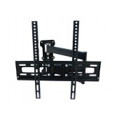 TV Wall Mount Noozy G1403 for 26'' - 55'' Flat Screen with tilted angle and swivel. Maximum weight capacity 35kg