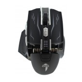 Wired Gaming Mouse Keywin 7D Mechanical Gaming Mouse Luom G20 with 7 Buttons and 4000 DPI Black