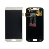 Original LCD & Digitizer Samsung SM-G930F Galaxy S7 without Tape Silver GH97-18523B
