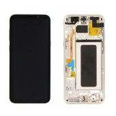 Original LCD & Digitizer Samsung SM-G955F Galaxy S8+ Gold GH97-20470F