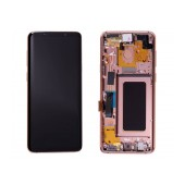 Original LCD & Digitizer Samsung SM-G965F Galaxy S9+ Gold GH97-21691E