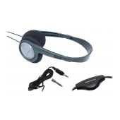 Stereo Headphone Panasonic RP-HT090 Suitable for Television With Cable Length 5m Grey