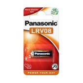 Battery Alkaline Panasonic LRV08 MN21/A23/V236A/8LR932/K23A/KE23 12V Pcs. 1