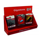 Stand with Gigastone Accessories