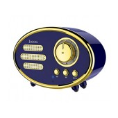 Wireless Speaker Bluetooth Hoco BS25 Time Blue 1200mAh, 1x5W, TF Card and AUX Input