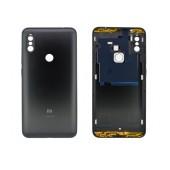 Back Cover Xiaomi Redmi Note 6 Pro Black OEM Type A
