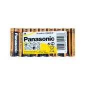 Battery Panasonic Panasonic Alcaline Power LR6APB/8P size AA 1.5 V Psc. 8