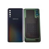 Battery Cover Samsung SM-A505 Galaxy A50 Black Original GH82-19229A