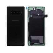 Battery Cover Samsung SM-G973F Galaxy S10 Black Original GH82-18378A