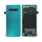 Battery Cover Samsung SM-G973F Galaxy S10 Green Original GH82-18378E