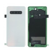 Battery Cover Samsung SM-G973F Galaxy S10 White Original GH82-18378F