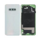 Battery Cover Samsung SM-G970F Galaxy S10e White Original GH82-18452F