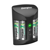 Battery Charger Energizer ACCU Recharge PRO with AA/AAA with 4 ΑΑ Batteries Included