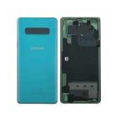 Battery Cover Samsung SM-G975F Galaxy S10+ Green Original GH82-18406E