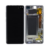Original LCD & Digitizer Samsung SM-G975F Galaxy S10+ Black GH82-18849A