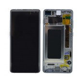 Original LCD & Digitizer Samsung SM-G975F Galaxy S10+ White GH82-18849B
