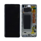 Original LCD & Digitizer Samsung SM-G970F Galaxy S10e White GH82-18852B