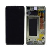 Original LCD & Digitizer Samsung SM-G970F Galaxy S10e Yellow GH82-18852G
