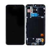Original LCD & Digitizer Samsung SM-A405 Galaxy A40 Black GH82-19672A; GH82-19674A