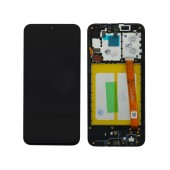 Original LCD & Digitizer Samsung SM-A202 Galaxy A20e Black GH82-20186A