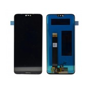 LCD & Digitizer for Nokia 6.1 Plus Black without Frame, Tape