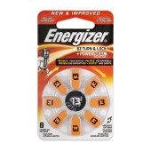 Hearing Aid Batteries Energizer EZ Turn & Lock 13 1.4V Pcs. 8