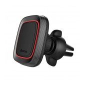 Car Mount in-air outlet Hoco CA23 Lotto Magnetic Black
