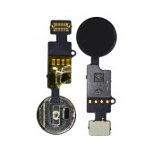Set Home Button Apple iPhone 7 / 7 Plus / 8 / 8 Plus with Return Function Generation 3 Black