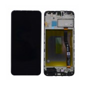 Original LCD & Digitizer Samsung SM-M205F Galaxy M20 Black, Blue GH82-18682A