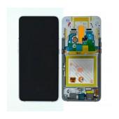 Original LCD & Digitizer Samsung SM-A805F Galaxy A80 Silver GH82-20348B