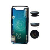 TPU Case Ancus Fashion with Pop Base for Samsung SM-A805F Galaxy A80 Blue