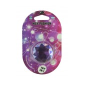 Pop Stand Crystal Diamond Purple