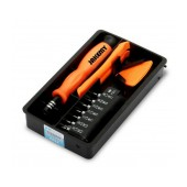 Screwdriver Jakemy JM-8156 20 pcs Set. Star, Philips, Triangle and Opening Tools