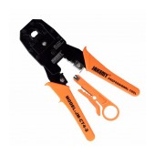 Wire Stripper Jakemy JM-CT4-3 for Network Cables RJ-45 / RJ-11 / RJ-12