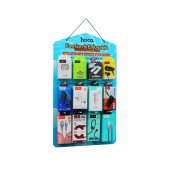 Stand Hoco Small flat hanging display board for 15 pieces 44x78cm