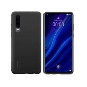 Case Silicone Huawei for P30 Black Original