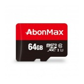 Flash Memory Card AbonMax MicroSDXC 64GB Class 10 UHS-I U3
