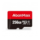 Flash Memory Card AbonMax MicroSDXC 256GB Class 10 UHS-I U3