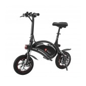Electric Bike DYU D1F 6Ah Black