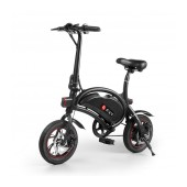 Electric Bike DYU D2 5.2Ah Black