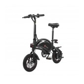 Electric Bike DYU D2 Plus 10Ah Black