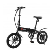 Electric Bike DYU A1f 5Ah Black