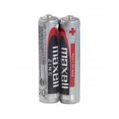Battery Maxell Zinc R03 size AAA 1.5 V Psc. 2