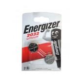 Buttoncell Lithium Energizer CR2032 Pcs. 2