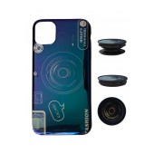 TPU Case Ancus Fashion with Pop Base for Apple iPhone 11 Pro Blue