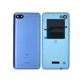 Original Back Cover Xiaomi Redmi 6A with Camera Lens Original Blue