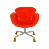 Universal Mount Armchair Mini for Smartphones Orange
