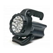Mactronic 9018 Flashlight 18 LED 70 Lumens Waterproof and Rechargable Black